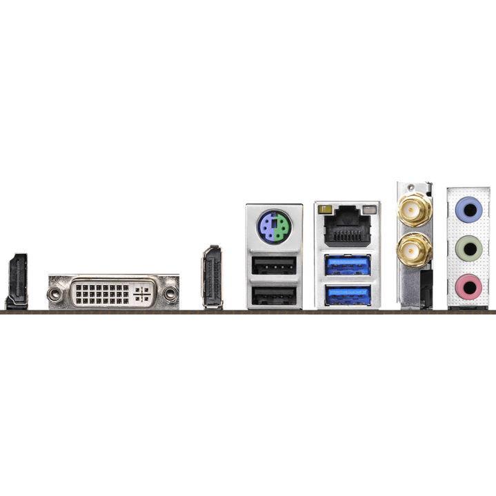 ASROCK Základná doska H310M-ITX/AC
