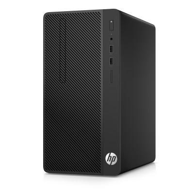 HP 290 G1 MT i3-7100/4G/500G/Int/DVD/Bez