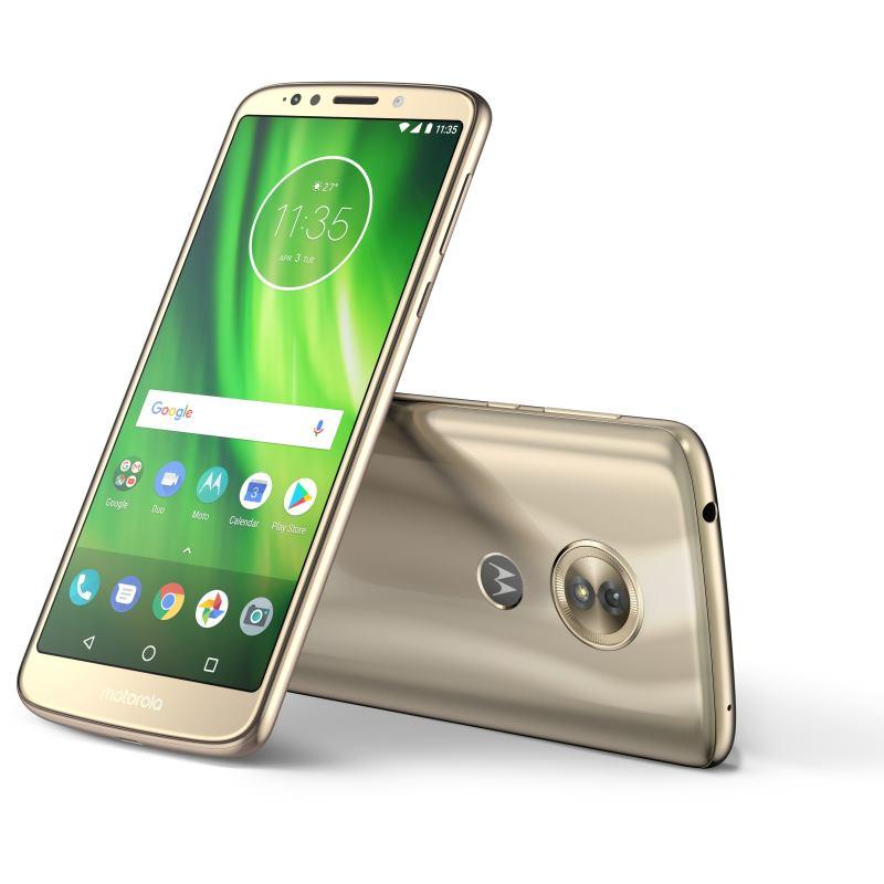 MOTOROLA Moto G6 Play 3GB/32GB DUAL Sim Fine Gold