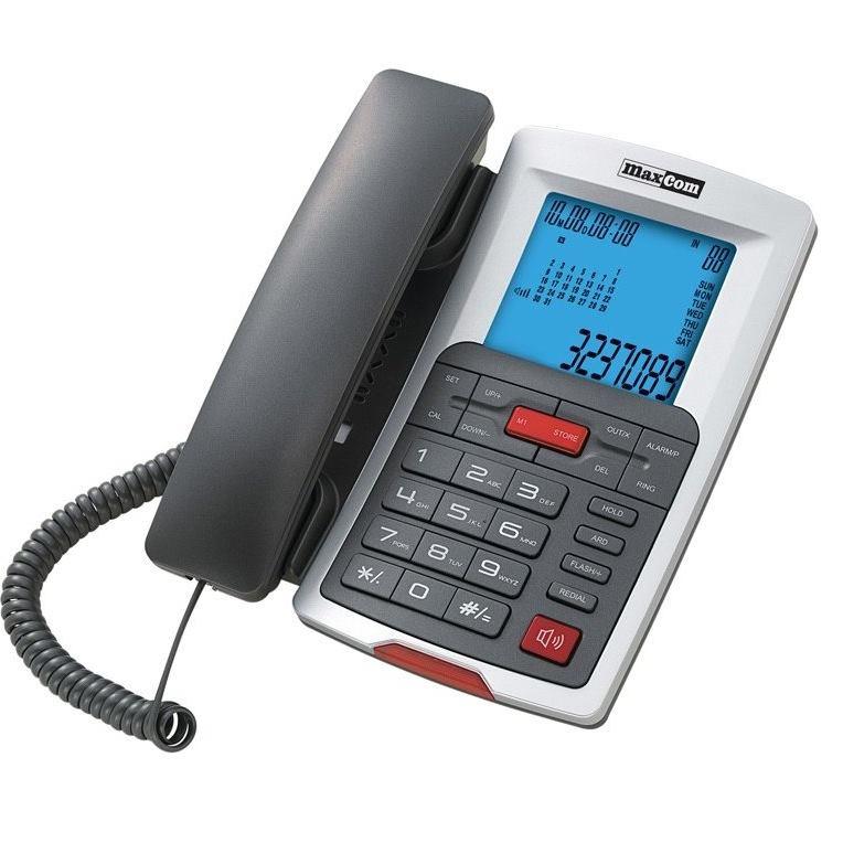 MAXCOM Stolný telefón KXT709