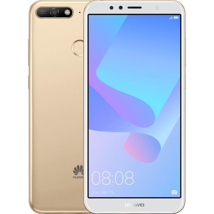 HUAWEI Y6 Prime 2018 DUAL Sim 3GB/32GB gold