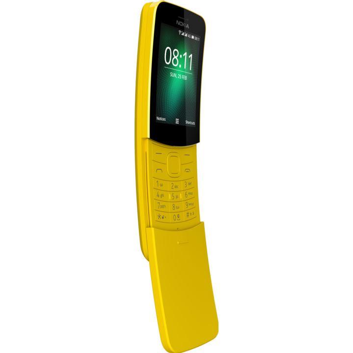 NOKIA 8110 Dual Sim yellow