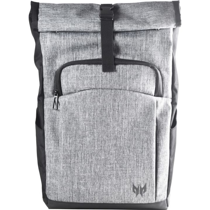ACER Rolltop JR GAMING Backpack 15,6