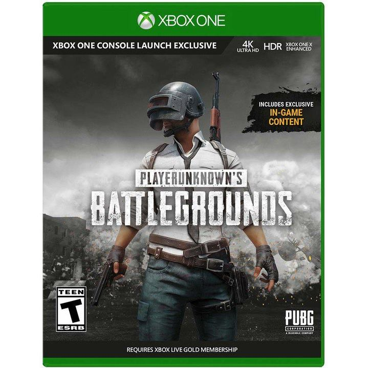 XBOX ONE Player Unknowns Battlegrounds (PUBG) V1.0