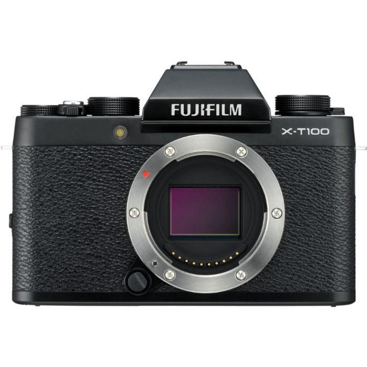 FUJIFILM X-T100 čierny (telo)
