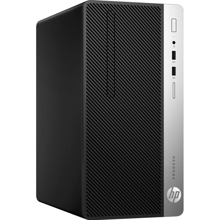 HP ProDesk 400 G5 MT i7 8700/8G/256G/DVD/Int/W10P