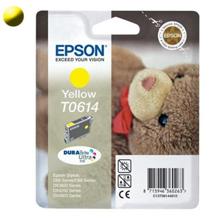 EPSON - Cartridge T0614 yellow C13T061440