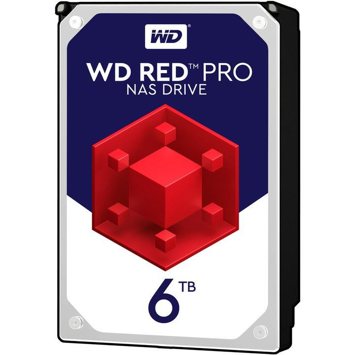 """WD Red Pro NAS 6TB 3,5""""/256MB/26mm"""