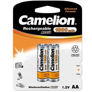 CAMELION Batérie nabíjateľné AA 2ks NI-MH 1800mAh