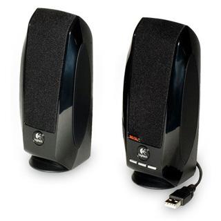LOGITECH Reproduktory S-150 USB black