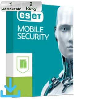 ESET Mobile Security 1zariadenie na 2 roky