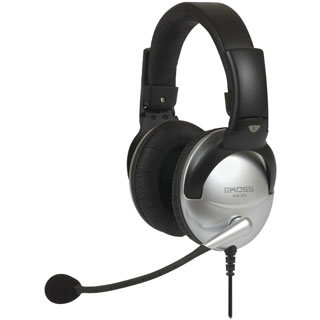 KOSS Headset s mikrofónom SB45