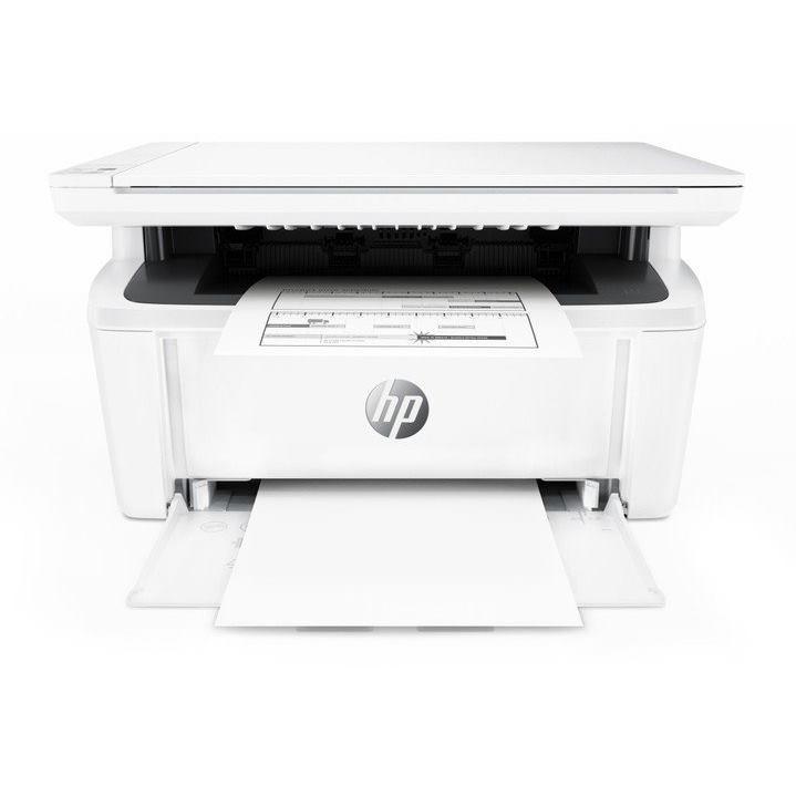 HP Multifunkcia LaserJet Pro M28a biela A4