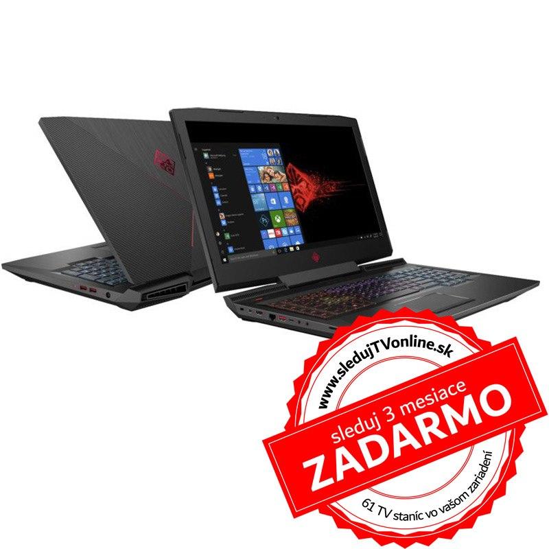 HP Omen 17-an103nc FHD i5-8300H/8/1+256/1060/W10