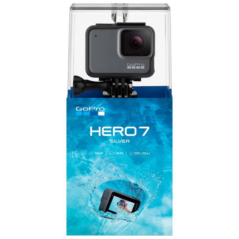 GoPro HERO 7 Silver CHDHC-601-RW