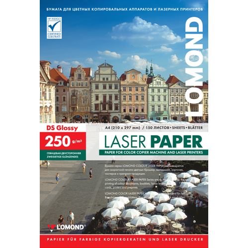 Lomond CLC Paper Glossy 250g/m2 A4/150 DS 0310441