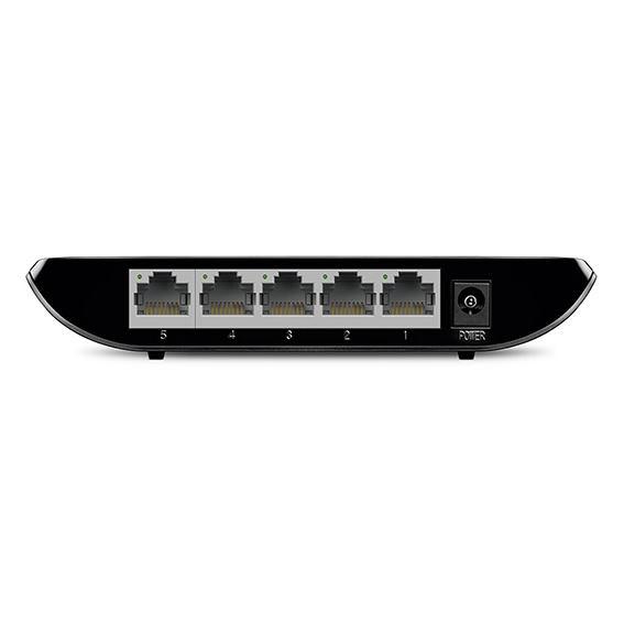 TP-Link Switch 5-Port/1000Mbps/Desk