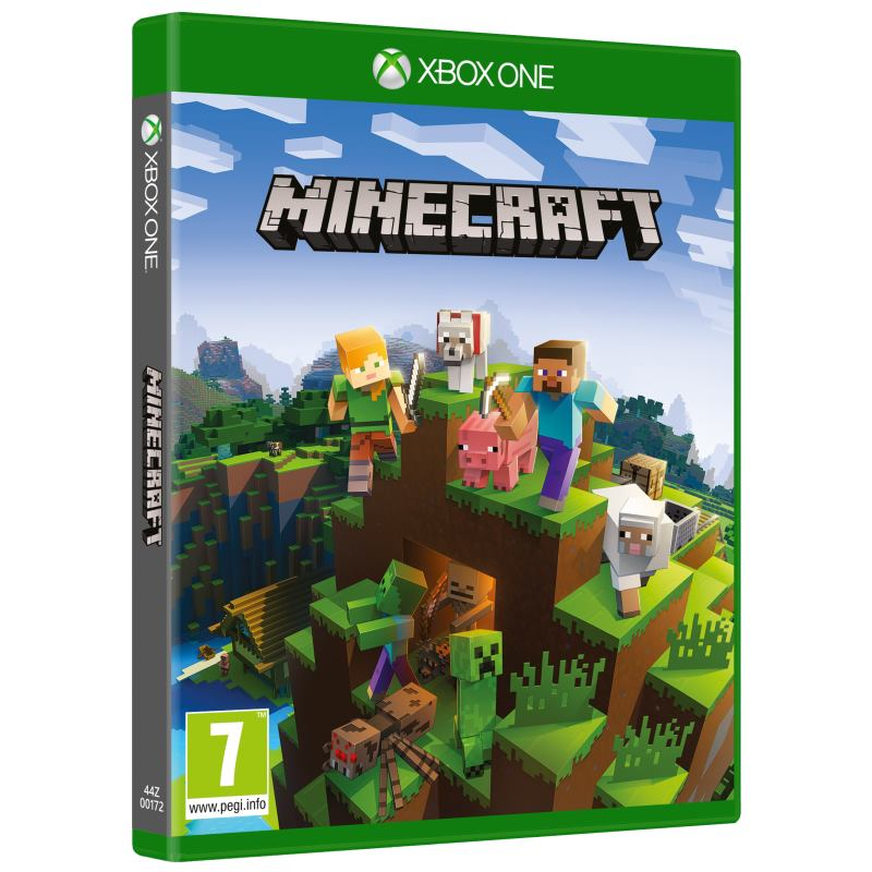 XBOX ONE MINECRAFT Base Limited Edition
