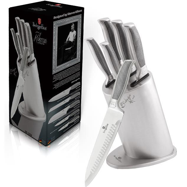BERLINGER Kikoza Collection stainless steel 6ks