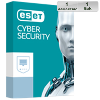 ESET Cybersecurity 1 PC na 1 rok