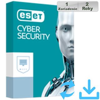 ESET Cybersecurity 1 PC + 2 roky predĺženie