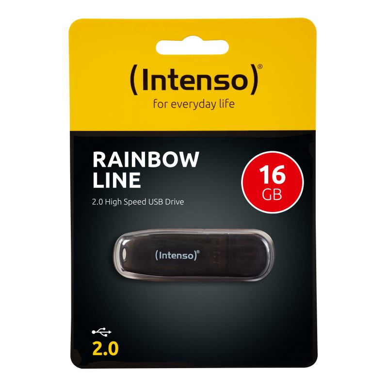 INTENSO - 16GB Rainbow Line 3502470