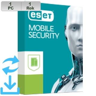 ESET Mobile Security aktualizcia1zariad na 1rok