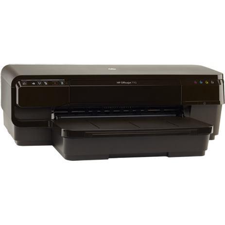 HP Tlačiareň OfficeJet A3+ 7110 Čierna