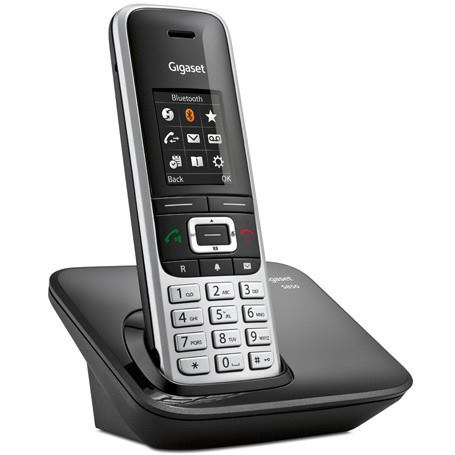 GIGASET S850 bezdrôtový telefónny prístroj
