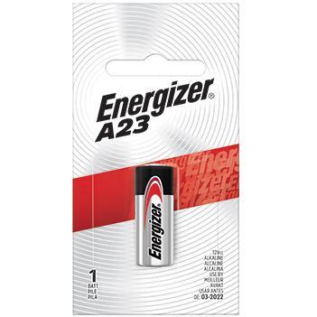 ENERGIZER A23, Batérie, E23A 12V