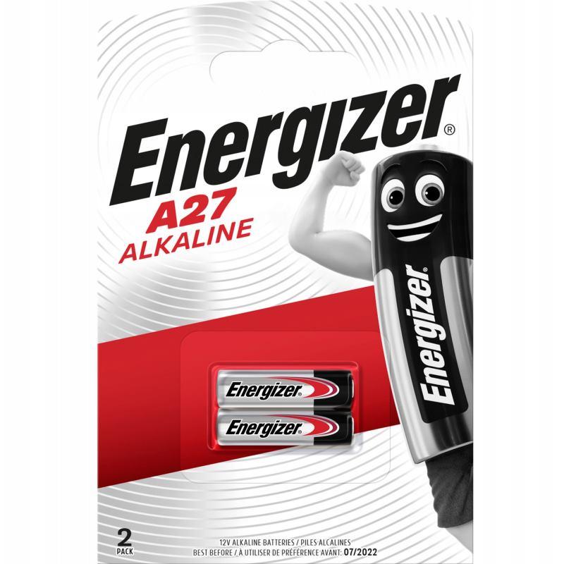 ENERGIZER A27, Batérie, L828 MN27, 12V 2ks