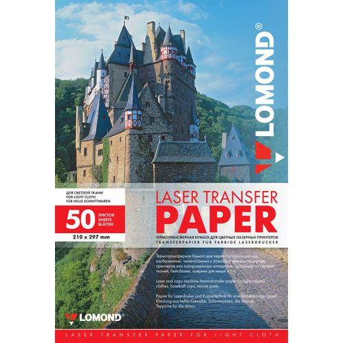 LOMOND Termotransférový papier A4 0807420