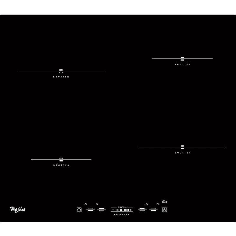 WHIRLPOOL Varná doska ACM 836/BA čierna
