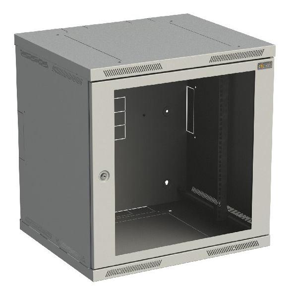 SOLARIX Nástenný rozvádzač SENSA 12U 600x500mm skl