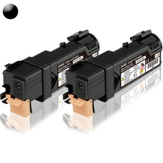 EPSON Toner C13S050631 (dvojbalenie) black