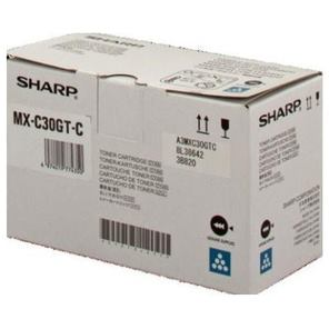 Sharp toner MX-C30GTC