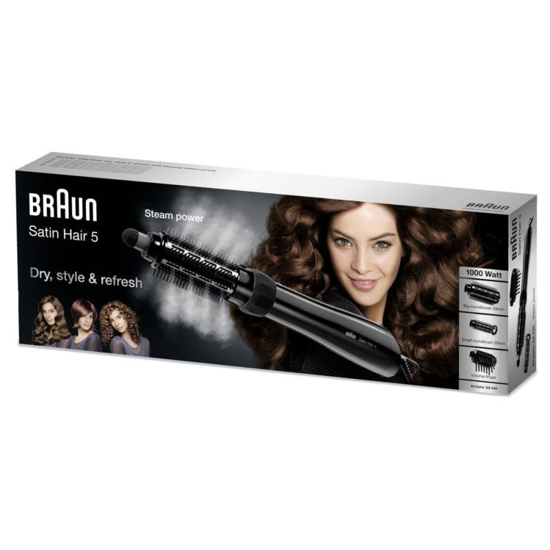 BRAUN Satin Hair 5 - Teplovdušná kulma AS530