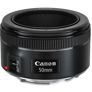 CANON Objektív EF 50mm f/1.8 STM