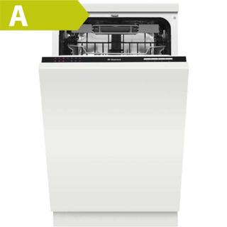 AMICA Vstavaná umývačka riadu ZIM636 biela