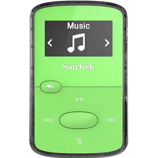 SANDISK Sansa Clip Jam 8GB zelená