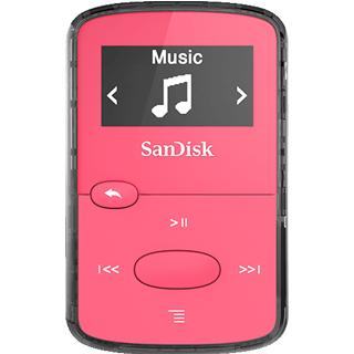 SANDISK Sansa Clip Jam 8GB ružová