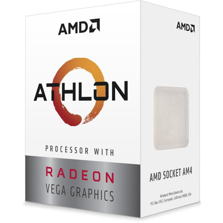 AMD Athlon 200GE Raven Ridge
