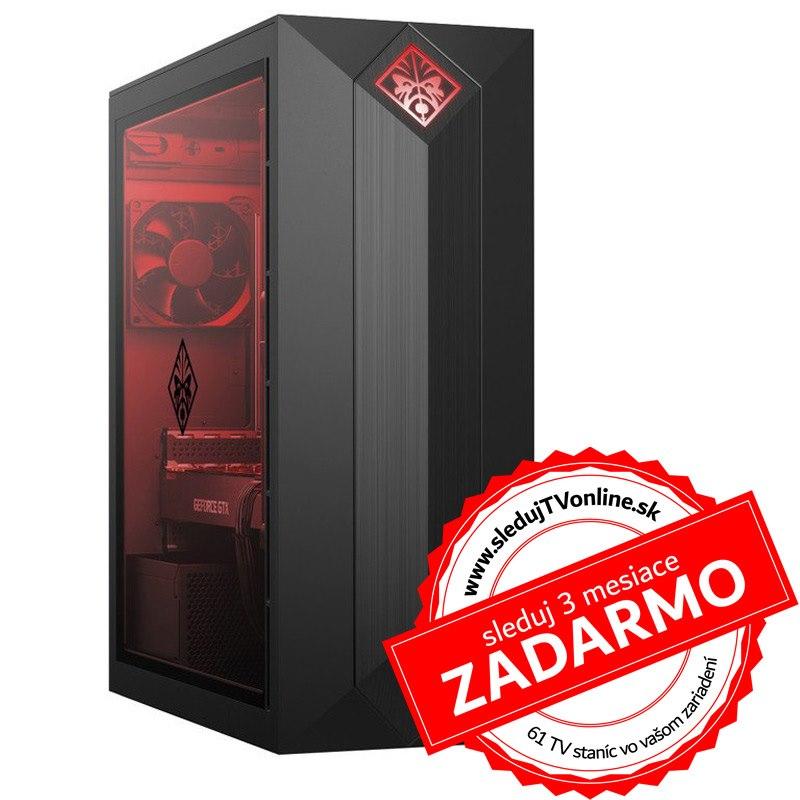 HP OMEN Obelisk i7-8700/16/1+256/1080/W10
