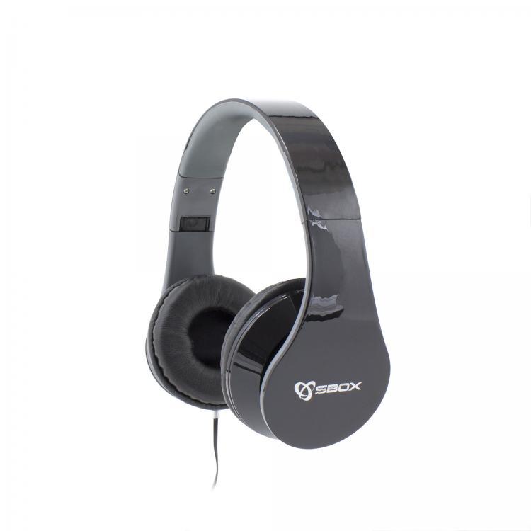 SBOX Headset HS-501 BLACK