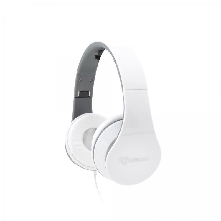 SBOX Headset HS-501 WHITE