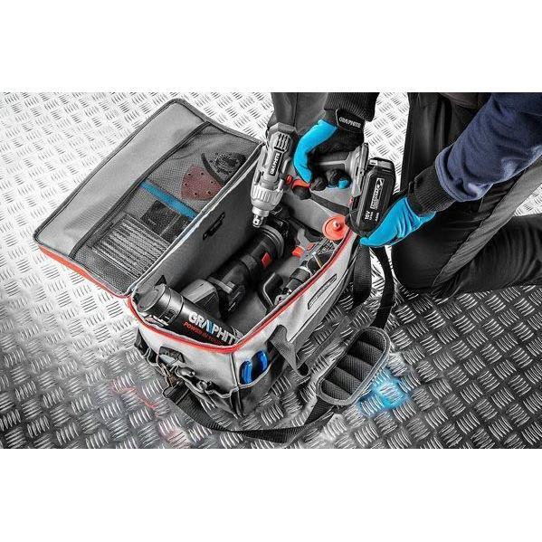 30e8602ed4c2d GRAPHITE Taška pre elektro náradie 24L ENERGY+ | Elektronika, pc ...