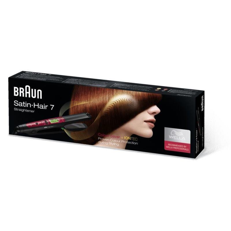 BRAUN Satin Hair 7 Žehlička na vlasy ST750 (ES3)