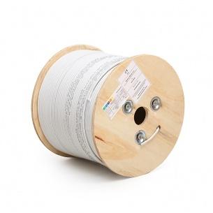 KELINE Kábel STP 4x2xAWG23 Cat 6A 550MHz Dca s2 d1