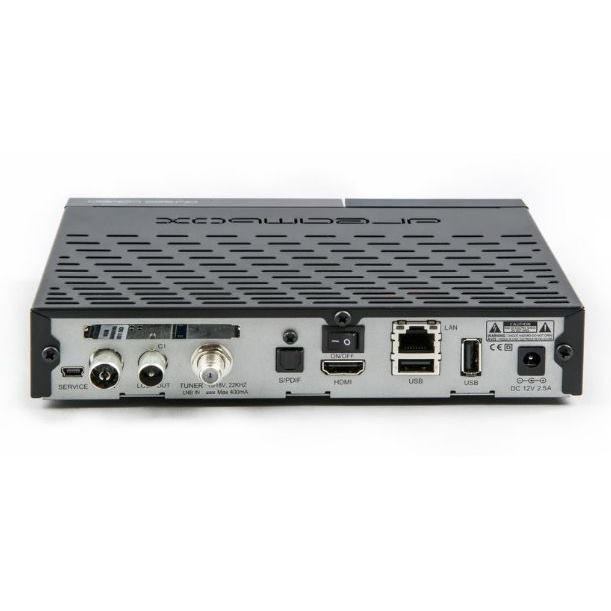 95b5fc884 DreamBox Satelitný prijímač DM-525HD Combo 1xDVB-S2 + 1x DVB-T2 + 1x DVB-C.  Na objednanie do 5 prac. dní. Previous