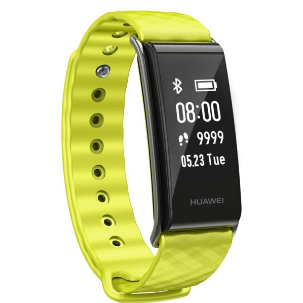 HUAWEI ColorBand A2 yellow